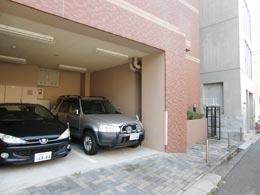 デュオ・クリエ西五反田_駐車場
