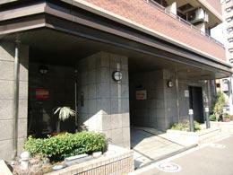 デュオ・クリエ西五反田_入口付近