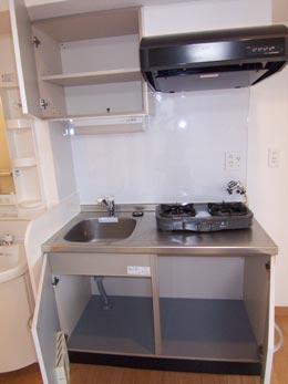 f-056_キッチン周りの収納