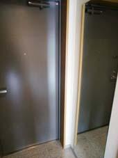 プリヴェール目黒行人坂_玄関横の鏡