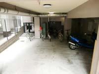 菱和パレス高輪壱番館_駐輪場(バイク可)