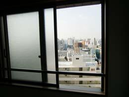 プリヴェール目黒行人坂_洋室の窓