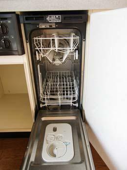プリヴェール目黒行人坂_食器洗浄機