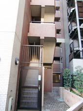 ダイアパレス シェルトワレ 目黒_外階段