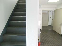 ラ・カーサ_共用階段