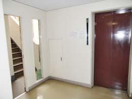 GSハイム麻布十番東山_エレベーターホール