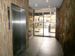 GSハイム麻布十番東山_エントランスホール