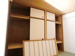 目黒台スカイマンション_和室にある押入