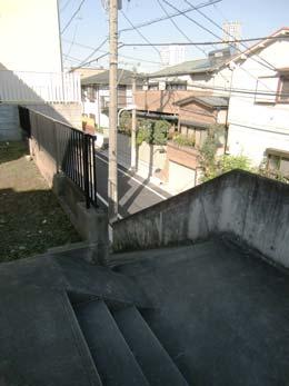 パルハウス_階段