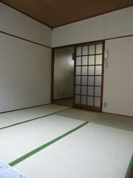 第1コーポ森田_和室の別ショット