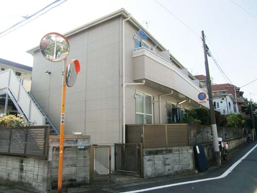 シャルム目黒_外観