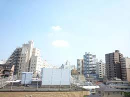 サンパレス目黒_バルコニーからの景色