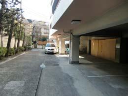 宮川マンション_駐車場
