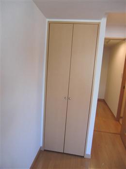 ファインクレスト上目黒_洋室の収納(左側)