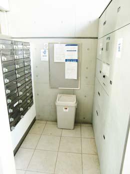 LUKE_メールBOXと宅配BOX