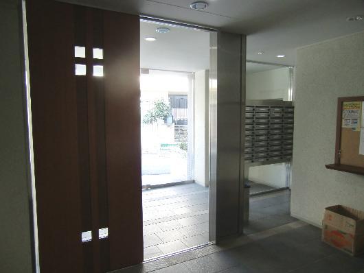 プライムアーバン中目黒_エントランスホール