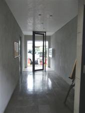 学大ハイツ_エントランス内の共用廊下