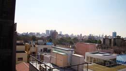 アエリア南青山_バルコニーからの景色(左側)