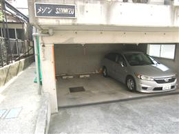 メゾンSHIMIZU_駐車場