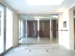 ニューシティレジデンス高輪台Ⅱ_エントランスホール