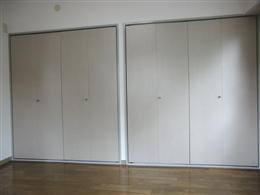 フォレストコート_洋室の収納