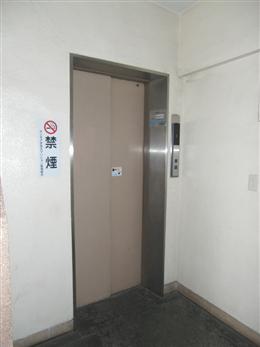 サンモア学芸大マンション_エレベーター