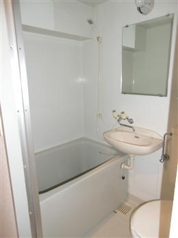 フォレストコート_バス・トイレ