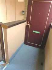 エスポワール目黒_玄関ドア