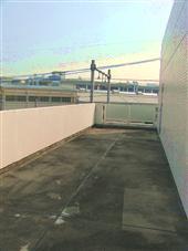 プラザ西品川_ルーフバルコニー(右側)