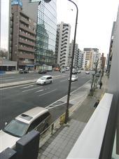 ブランシック白金台_バルコニーからの景色(右側)