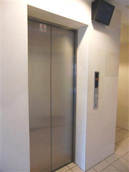ブランシック白金台_エレベーター