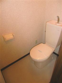 エスポワール目黒_トイレ