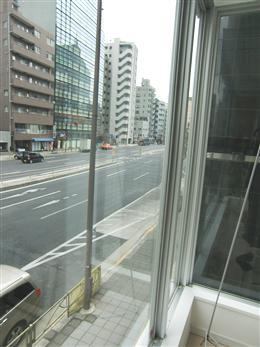 ブランシック白金台_窓からの景色(右側)