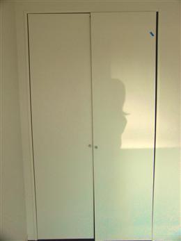 プラザ西品川_洋室のクローゼット